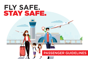 Safely Guidline for Air Passenger