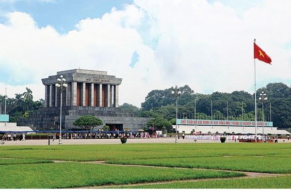 Ba Dinh Square - Hanoi