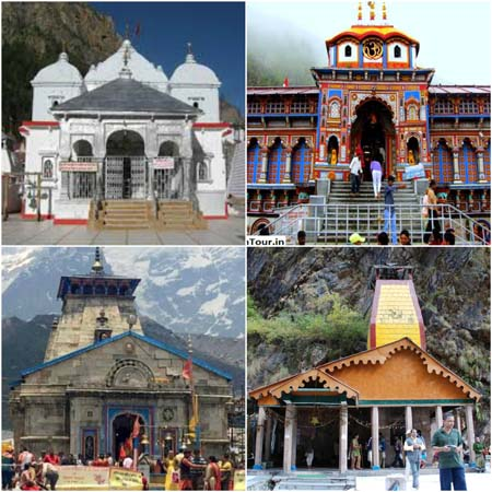 CHARDHAM YATRA WITH LEISURE HOTELS EX DELHI