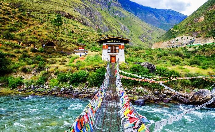 BEST OF BHUTAN HONEYMOON SPECIAL