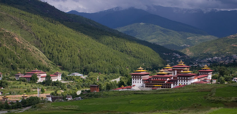 BEST OF BHUTAN WITH AIRFARE