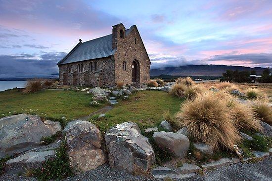 Church of the Good Shepherd - Lake Tekapo