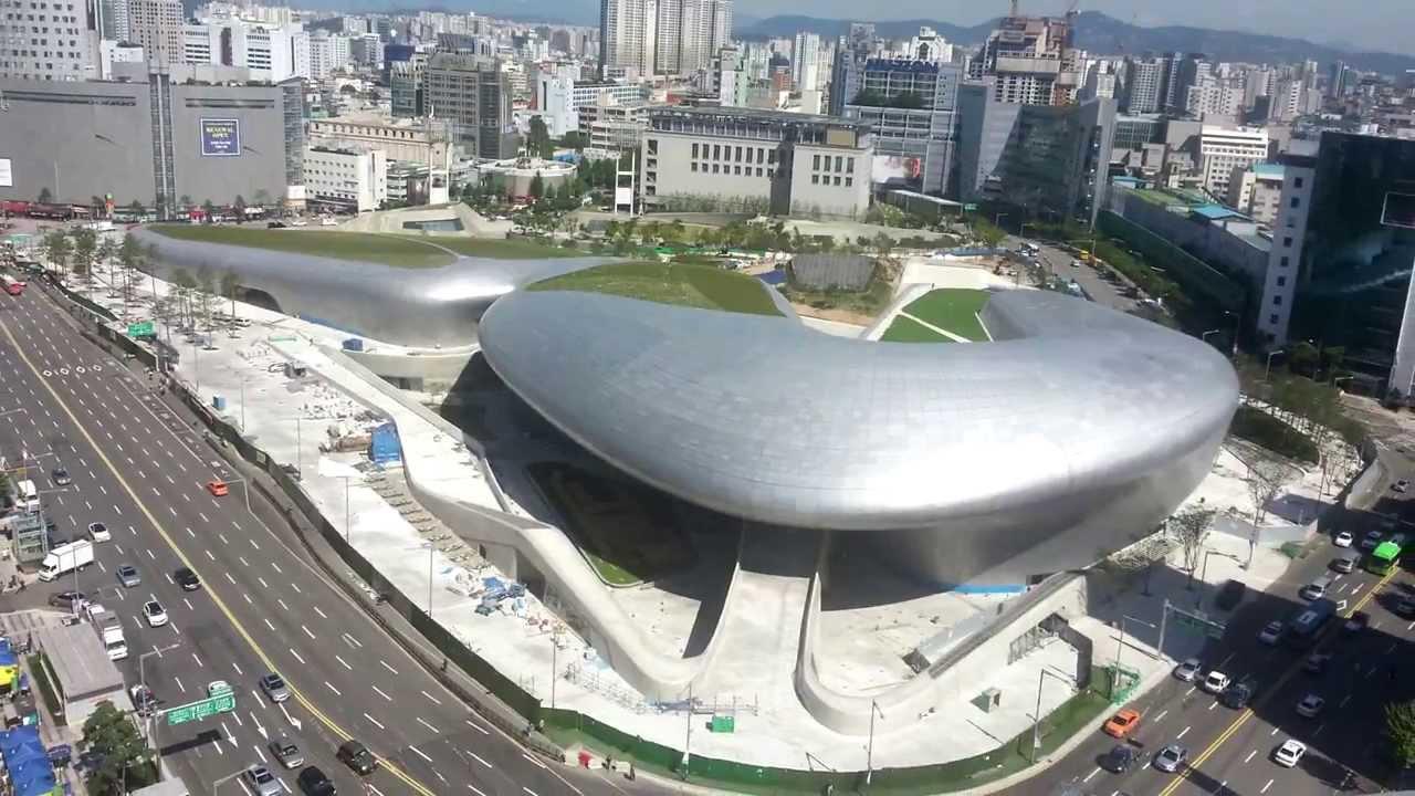 Dongdaemun Design Plaza - Seoul
