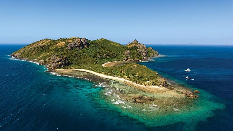 Fiji -  Kuata Island
