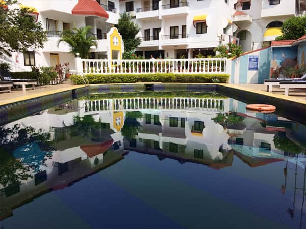 GOAN VILLAGE BEACH RESORT