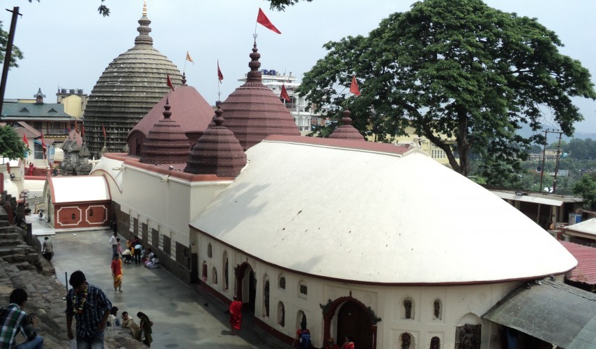 KAMAKHYA DEVI TEMPLE TOUR