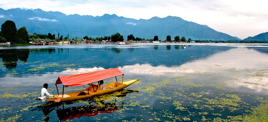 BEST OF KASHMIR WITH AIRFARE