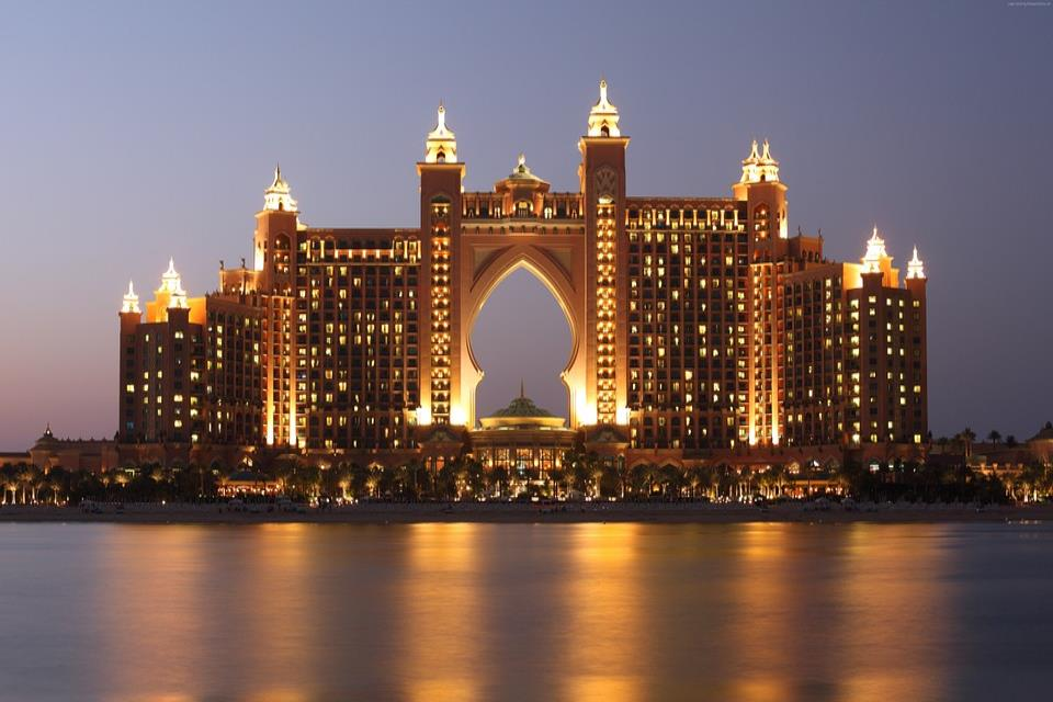 DUBAI WITH ATLANTIS