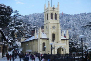 SPLENDID HIMACHAL WITH SHIMLA , MANALI ,DHARMSHALA AND AMRITSAR