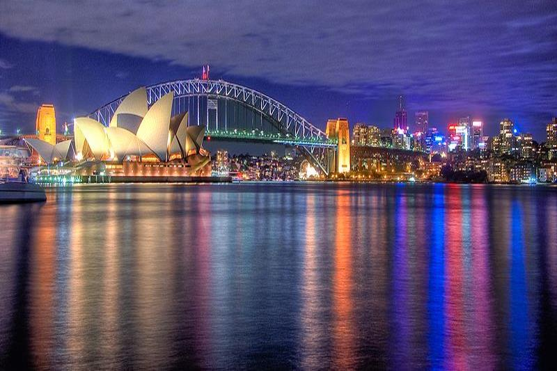 AUSTRALIA SPLENDOUR