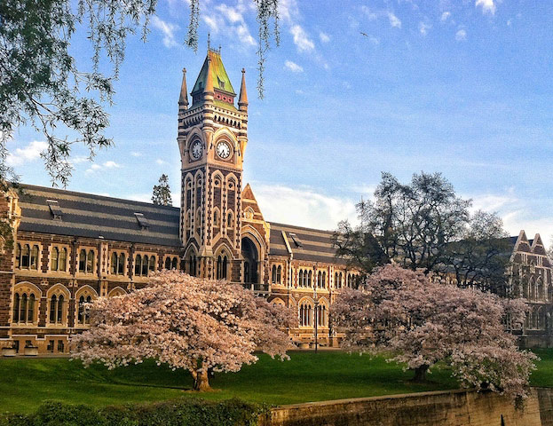 Otago University - Dunedin