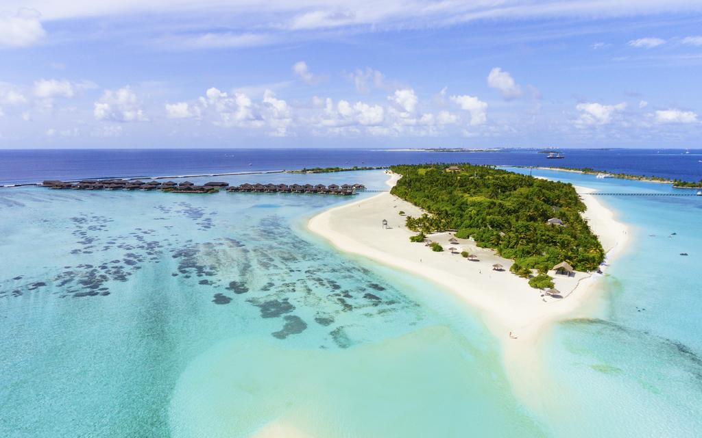 MALDIVES WITH PARADISE ISLAND RESORT AND SPA