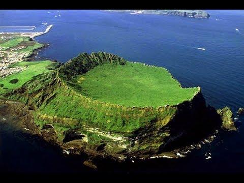 Seongsan Ilchulbong Peak - Jeju Island