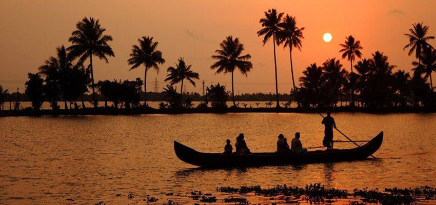 SCENIC KERALA - WITH AIRFARE
