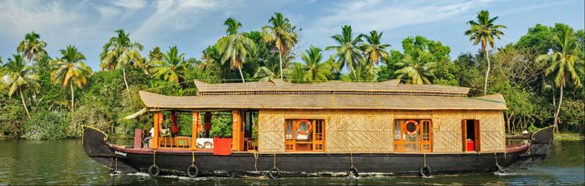 KOLORFUL KERALA WITH CGH EARTH HOTELS