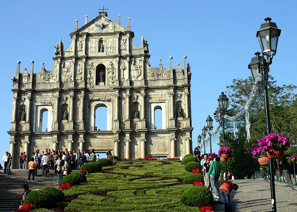 St. Paul's Roman Catholic Church - Macau