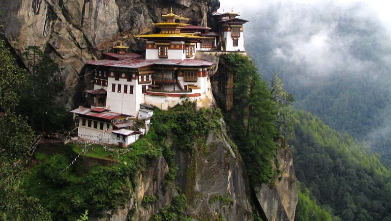 Big Breaks Bhutan Tour
