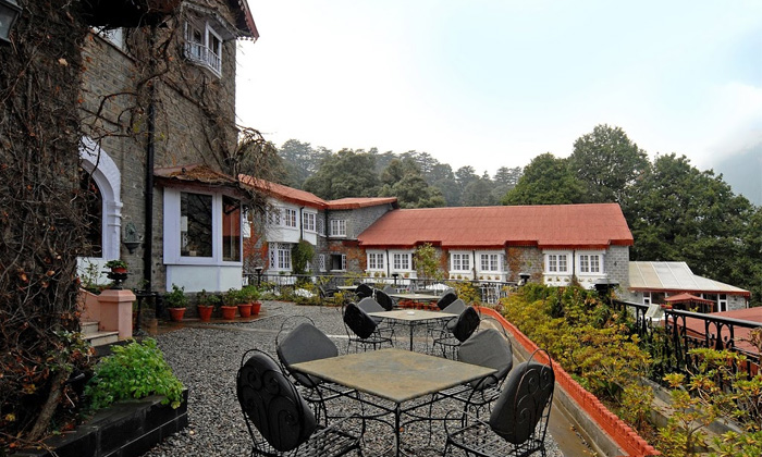 THE NAINI RETREAT- NAINITAL