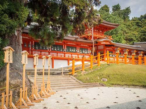 Kasuga Taisha Shrine - Nara