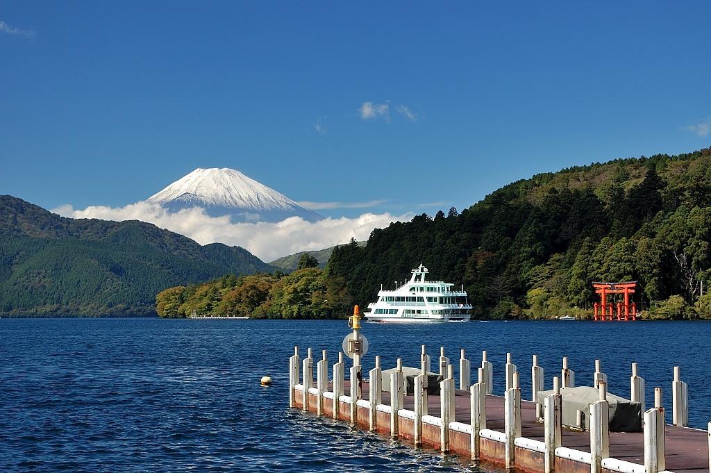 Mt. Fuji and Hakone Tour
