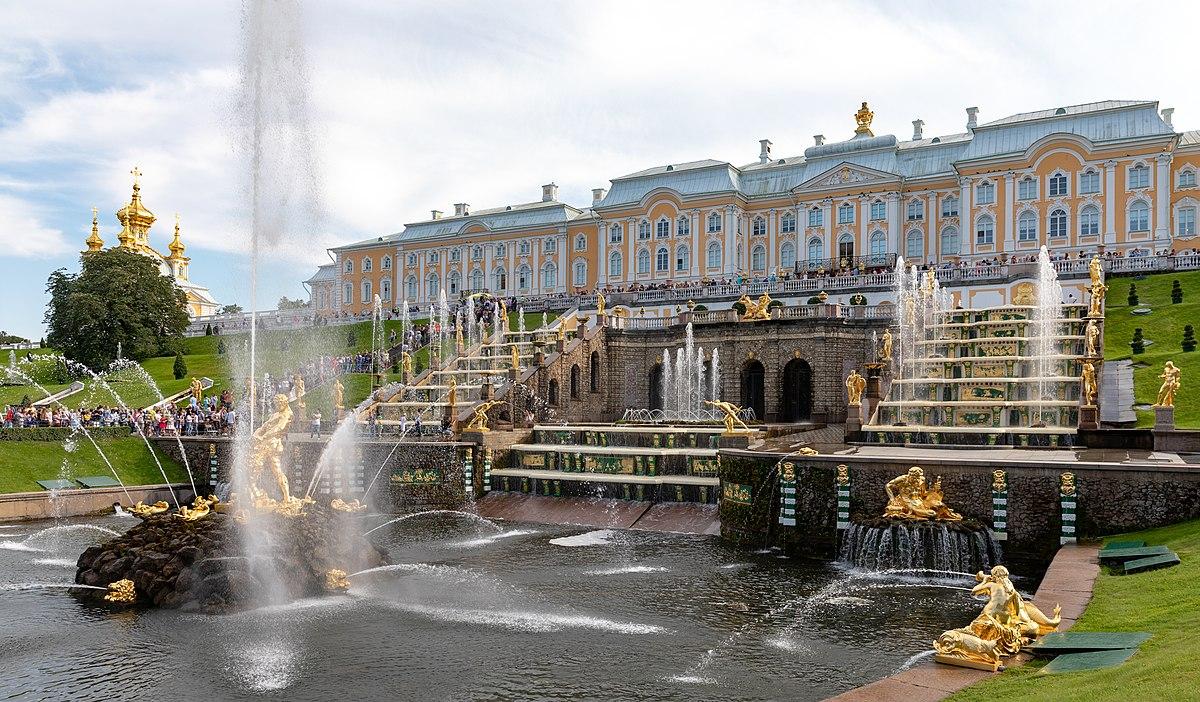 Peterhof Palace and Parks - St. Petersburg