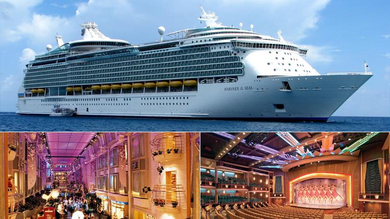 Royal Caribbean Cruise - Singapore