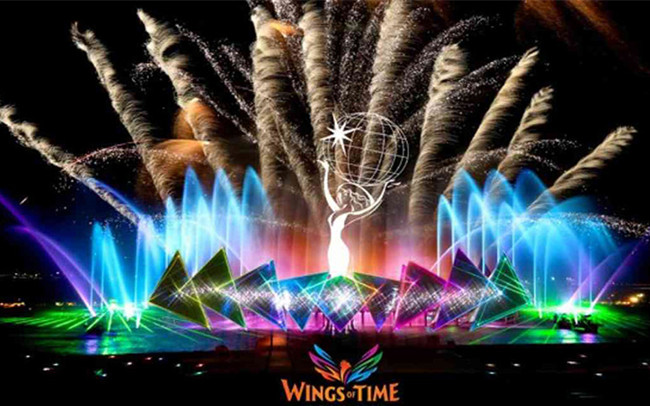 Sentosa - Wings of Time