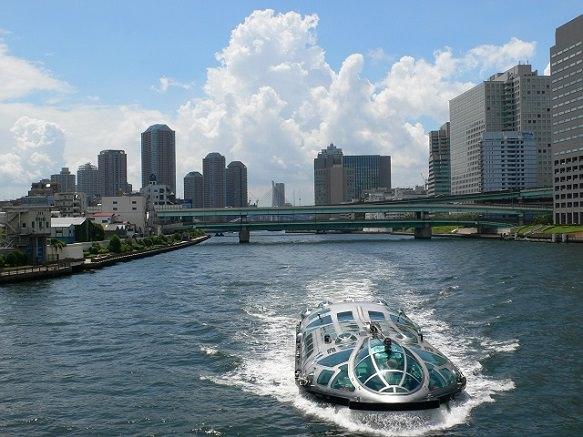 Sumida River Cruise - Tokyo