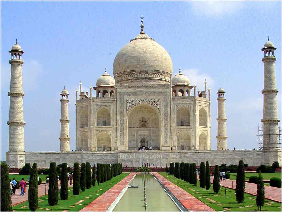GOLDEN TRIANGLE TOUR OF DELHI AGRA AND JAIPUR