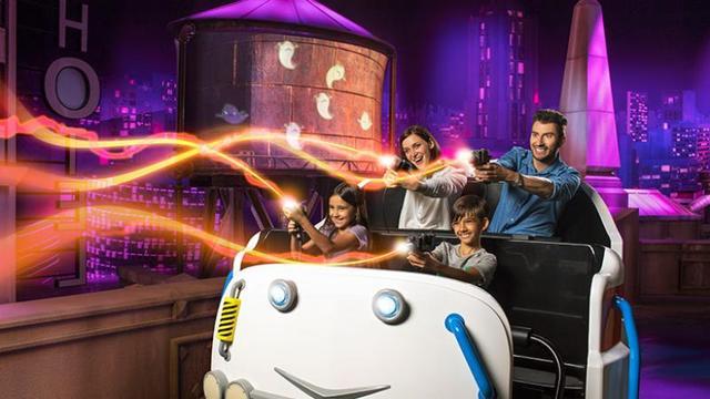 Motion Gate- Dubai Parks and Resort