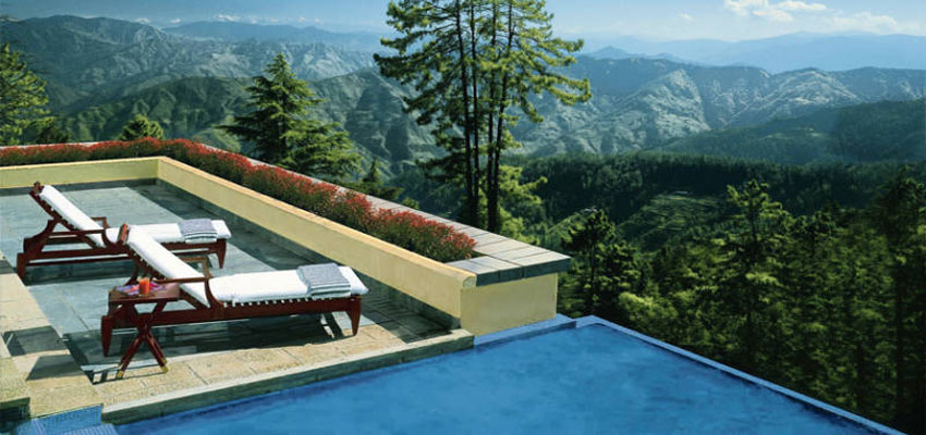 A LUXURY RETREAT AT SHIMLA - THE OBEROI WILDFLOWER HALL
