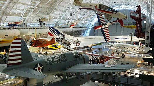 Air and Space Museum - Washington DC