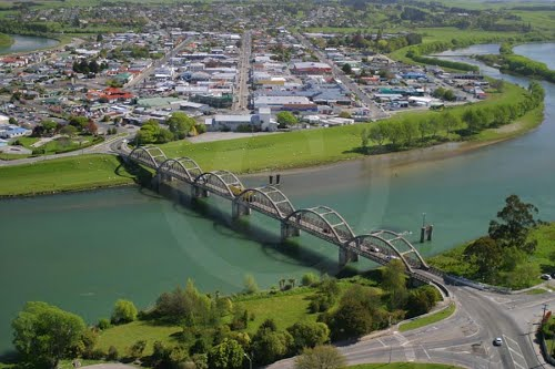 Balclutha town - Otago