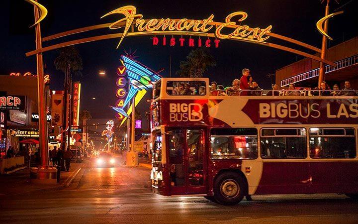 Big Bus Tour - Las Vegas