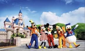 Disney Land Hong Kong