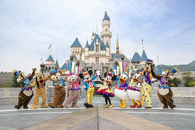 Disneyland - Hongkong