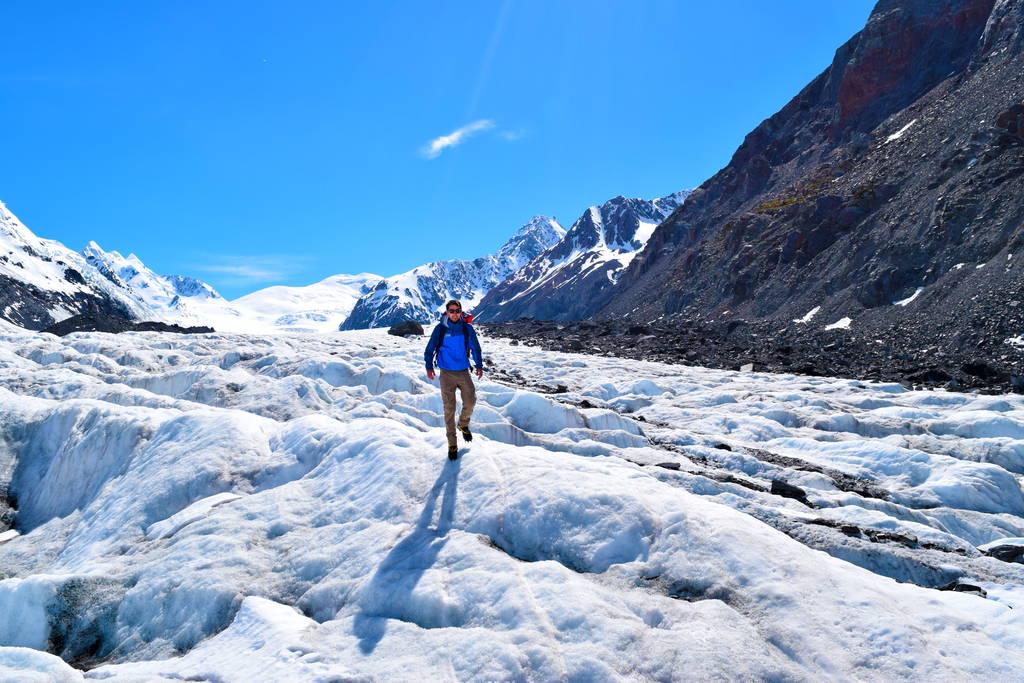 Glacier Region - New Zealand