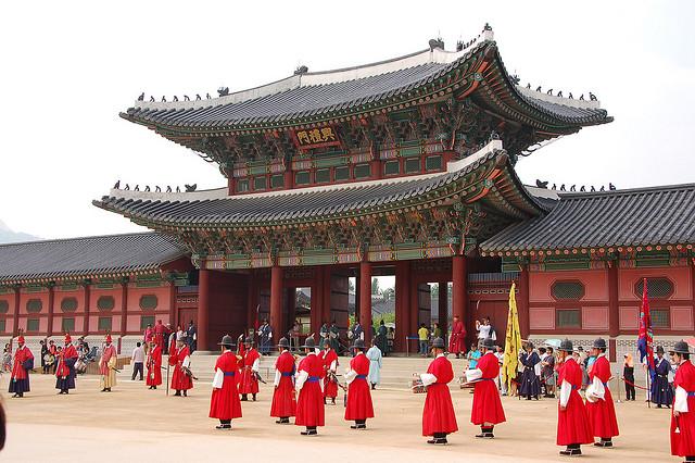 Gyeongbokgung Palace- Seoul