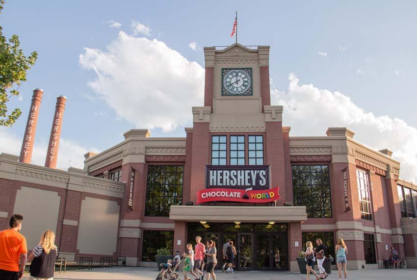 Hershey's Chocolate World - Harrisburg