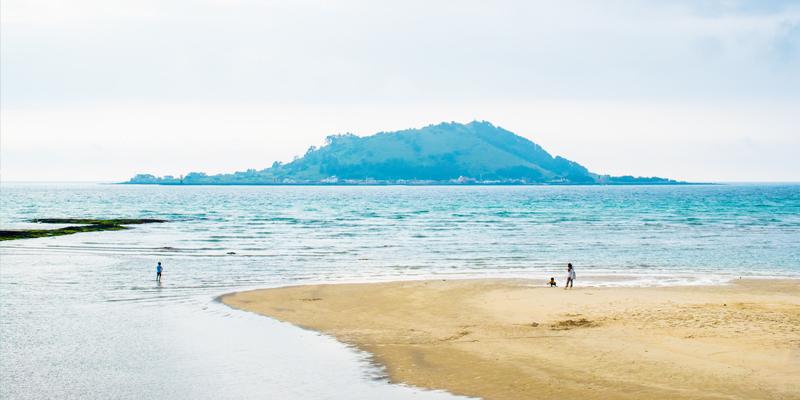 Hyeopjae Beach - Jeju Island