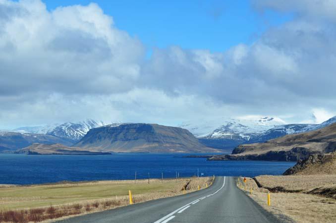 Iceland - Hvalfjörður fjord