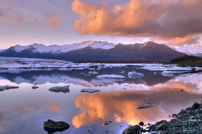 Iceland - Jökulsárlón Lake