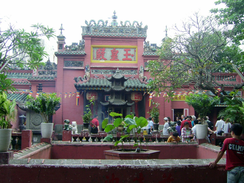 Jade Emperor Temple - Ho Chi Minh