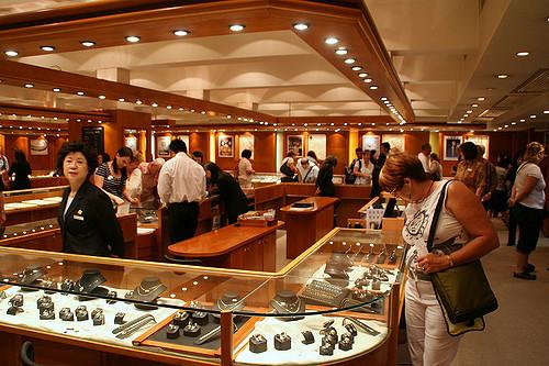 Jewellery Factory - Hong Kong