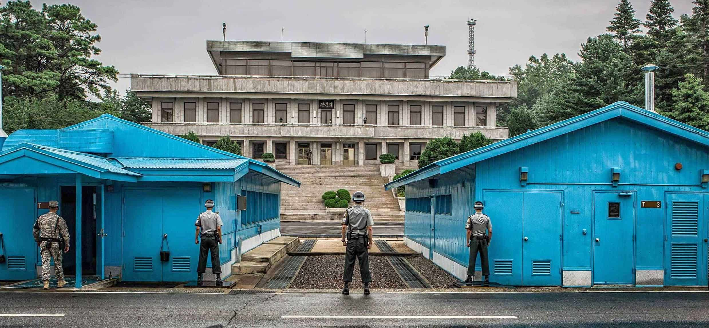 Korean Demilitarized Zone - Seoul
