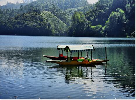 Kundala Lake - Munnar