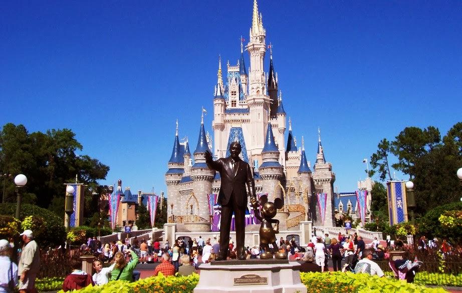Magic Kingdom - Orlando