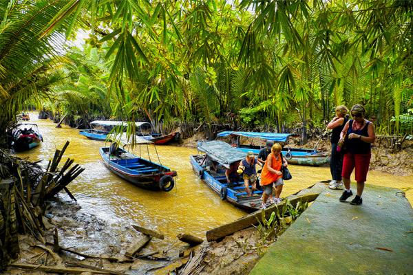 Mekong Delta - Ho Chi Minh