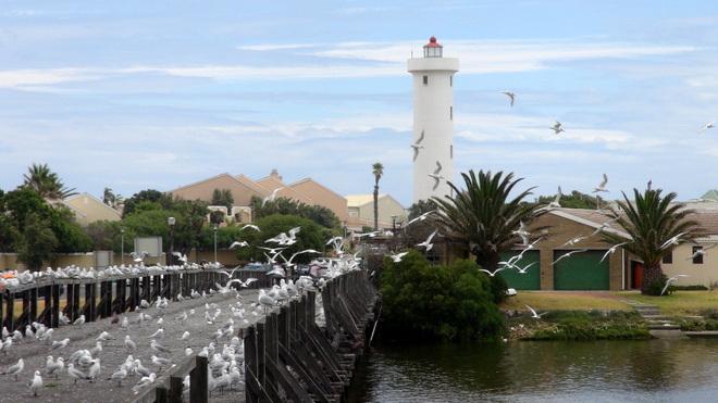 Milnerton lighthouse - Cape Town