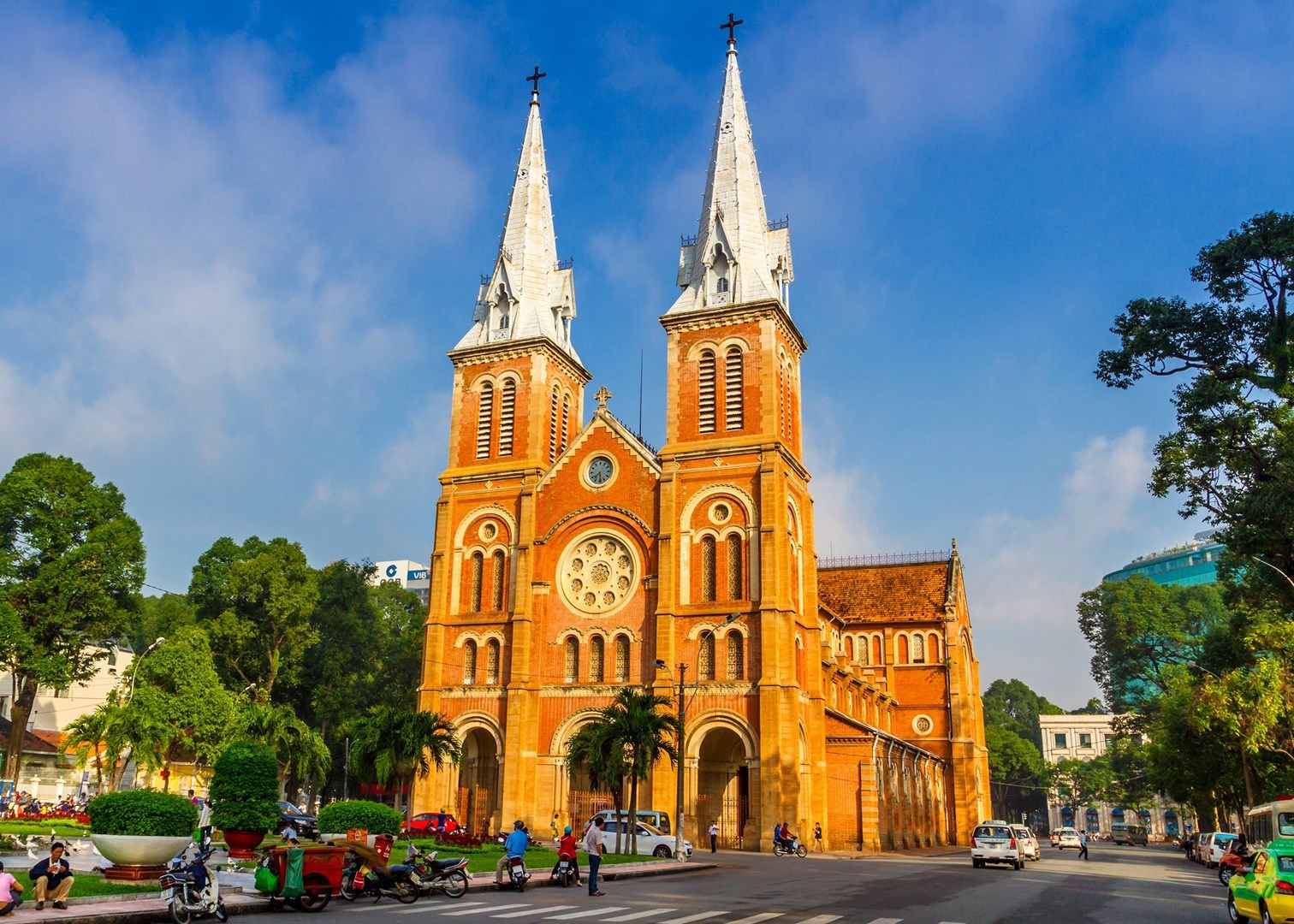 Notre Dame Cathedral - Ho Chi Minh